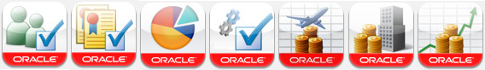 Oracle iPhone Apps